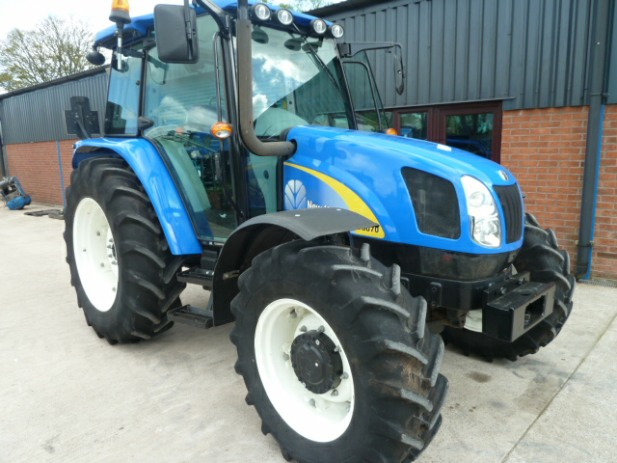 30 plus Ford New Holland Tractors for sale